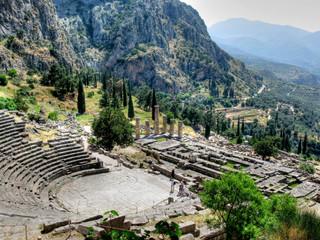 Delphi by Landscape Photographer Doug Matthews