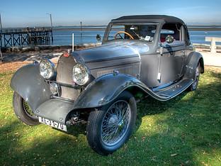 1930 Bugatti by Travel Photographer Doug Matthews