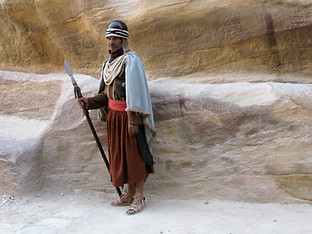The Guard by Travel Photographer Doug Matthews