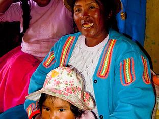 Women of Lake Titicaca by Travel Photographer Doug Matthews