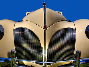 1941 Lincoln Continental by Travel Photographer Doug Matthews