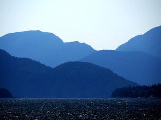 Howe Sound by Landscape Photographer Doug Matthews