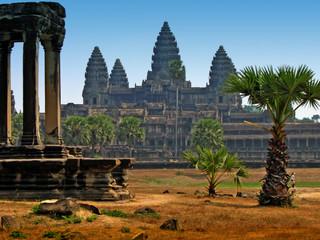 Angkor Wat by Travel Photographer Doug Matthews