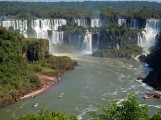Iguassu Falls by Landscape Photographer Doug Matthews
