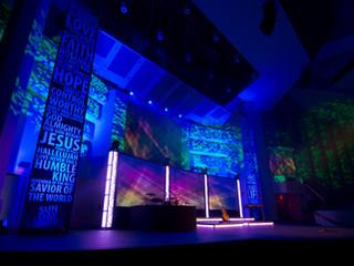 House of Worship Lighting by Travel Photographer Doug Matthews