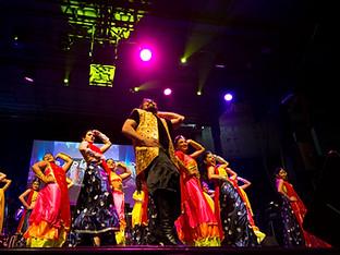 Indian Entertainment Show by Travel Photographer Doug Matthews