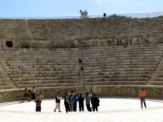 Roman Theater by Travel Photographer Doug Matthews