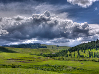 Near Molson by Landscape Photographer Doug Matthews