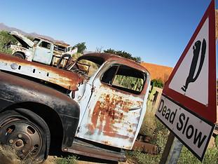 Dead Slow by Travel Photographer Doug Matthews