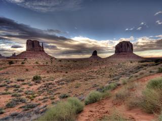 Monument Valley by Landscape Photographer Doug Matthews