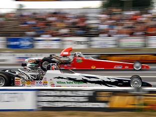 Dragsters by Travel Photographer Doug Matthews