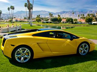 Lamborghini by Travel Photographer Doug Matthews