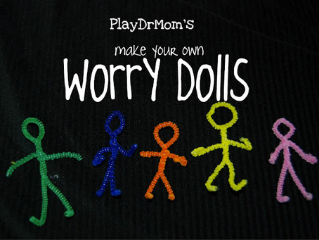 Make Your Own Worry Doll