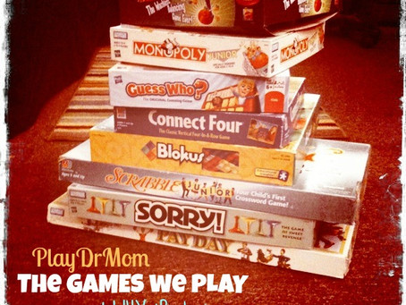 The GAMES we PLAY ... and WHY? (Part 2)