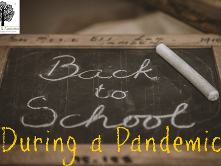 Back to School During a Pandemic