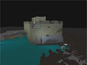 ΚΑΣΤΡΟ ΠΑΦΟΥ . 3D Φωτορεαλισμός.jpg