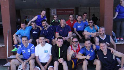 1er Encuentro Deportivo de Antiguos Alumnos (3 de Junio de 2017)
