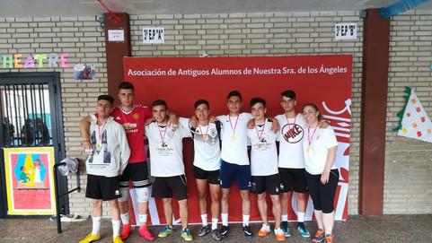 3er Encuentro Deportivo de Antiguos Alumnos (8 de Junio de 2019)