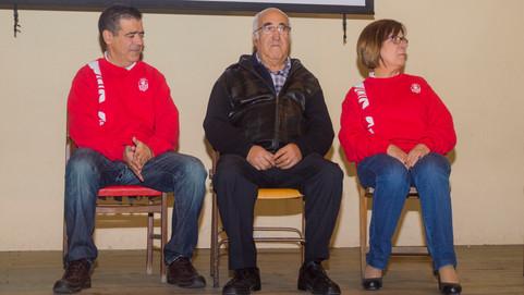 5º Encuentro Alumnos y Homenaje a P. Rivas (25-Nov-2017)
