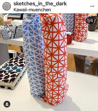 workshop in Munich nachhaltigverpacken mit Furoshiki Tuch Zero waste
