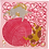 Thumbnail: Furoshiki 50 Katakata  Katze  , 50 x50  cm