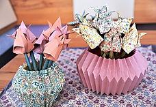 Guten Morgen, ihr Lieben ♥ _Origami Tulp