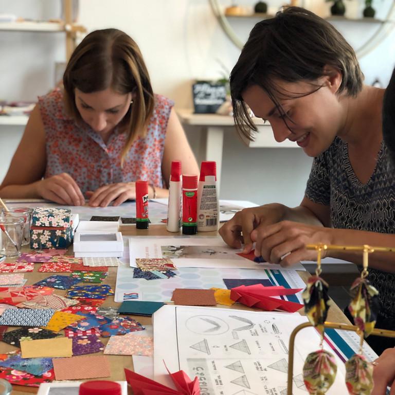Origamischmuck Workshop