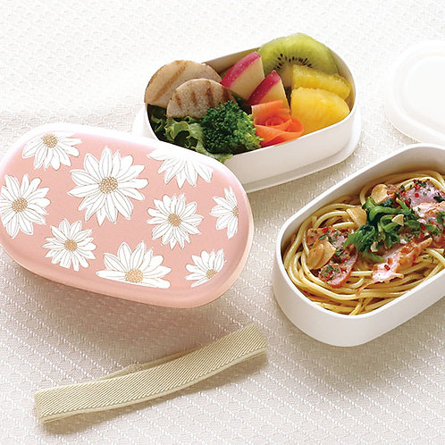 Bento Box Daisy oval