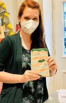 Nachhaltigleben umweltfreudlich verpacken mit Furoshiki tuch Workshop in München