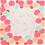 Thumbnail: Furoshiki 100 Himemusubi  Kiku Rot 100x100cm