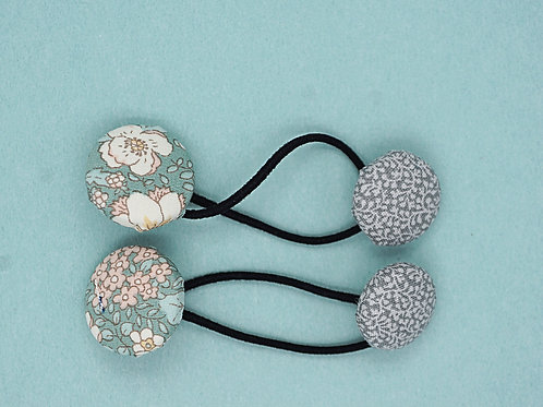 Kurumibotan (Blumen in Pastelltönen)