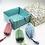 Thumbnail: Origami Plissea Anhänger Geschenk Set