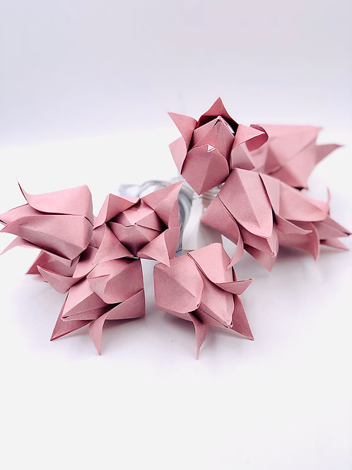 Lichterkette Tulpe  Satogami