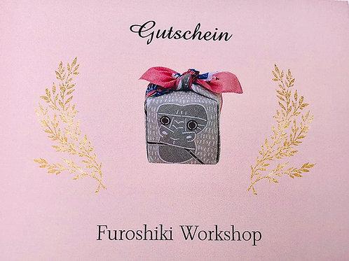 Gutschein für einen Furoshiki Workshop