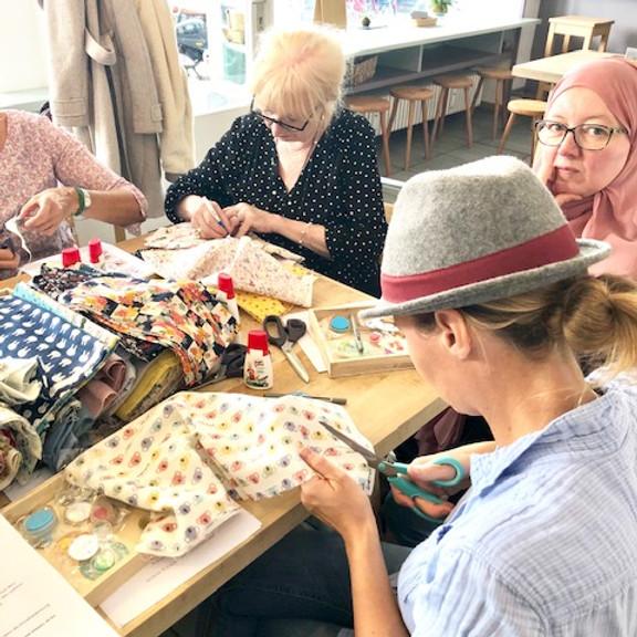 Kurumibotan Workshop  18.11