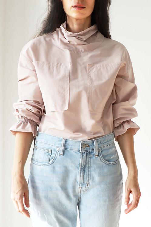 Ami Pink Blouse