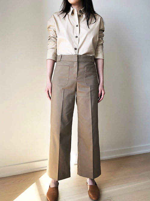 Kamila Ankle Length Trousers