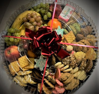 Cookie, Fruit and Snack Tray