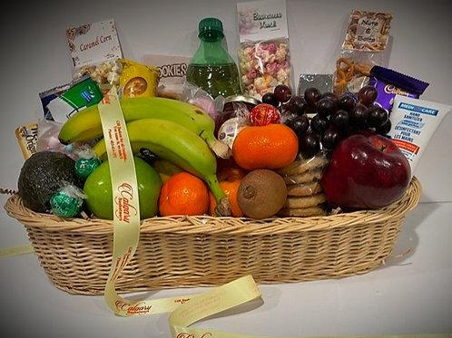 Deluxe Fruit Gift Basket