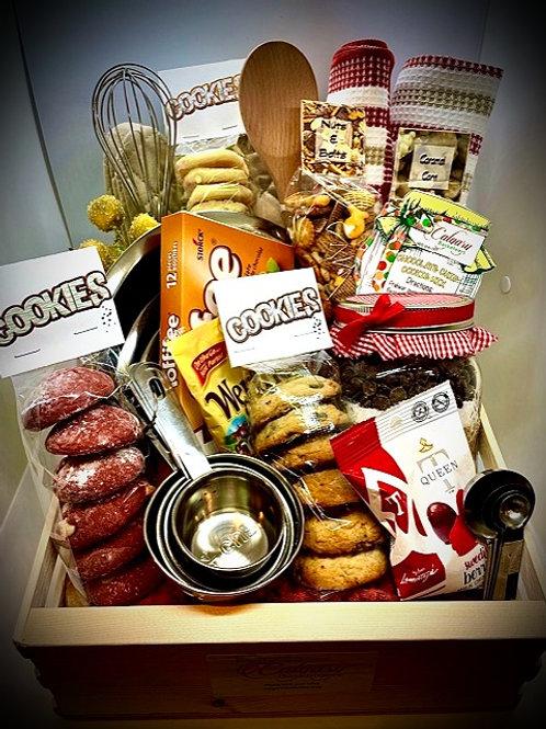 Baker's Bundle Gift Basket