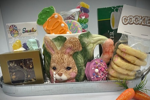 Some Bunny Gift Tray