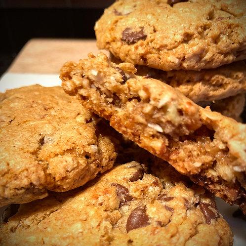 Mega Cowboy Cookie
