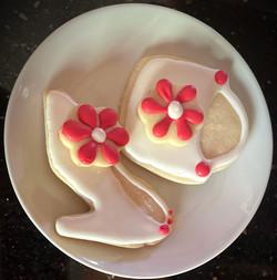 Glamorous Sugar Cookies
