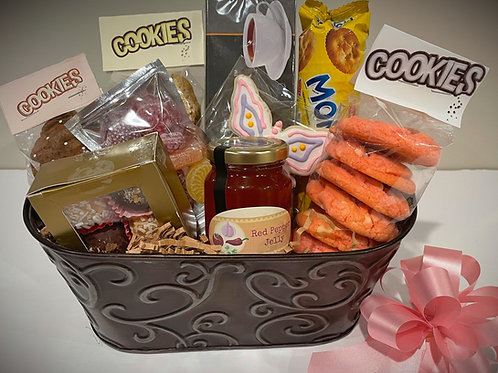 Sweet & Simple Mother's Day Gift Basket