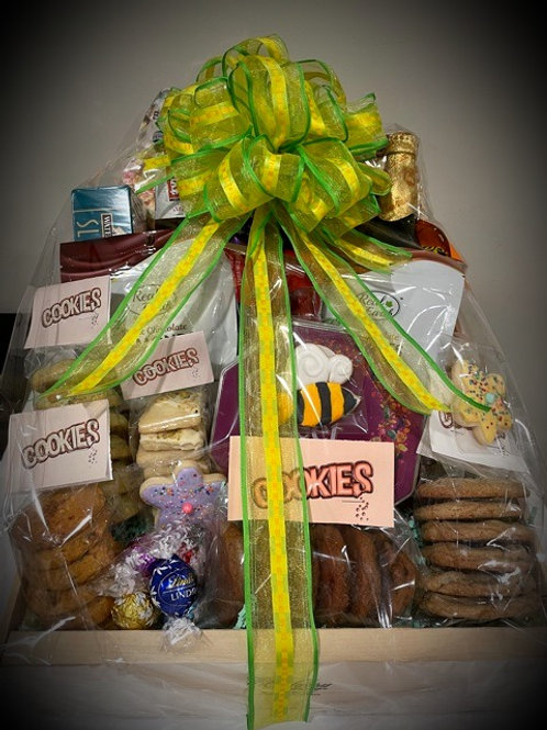 Classic Corporate Gift Basket