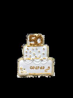 Anniversary Celebration Cookie