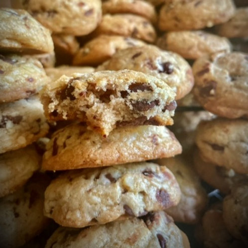 Aunty Doris's Toll House Chocolate Chip Cookies