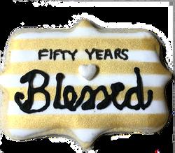 Anniversary Celebration Signature Cookie