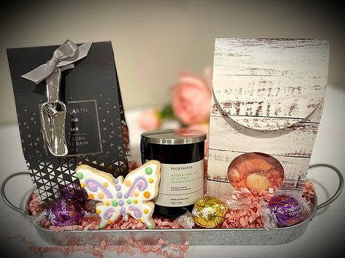 Love You Mom Gift Basket
