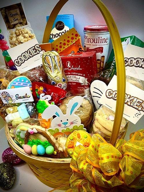Gourmet Family Easter Basket